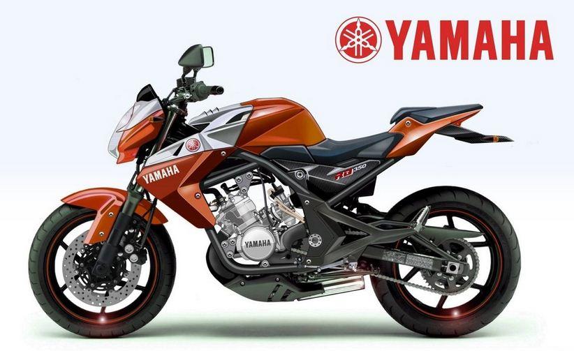 Yamaha Rd Atc